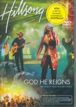 God He Reigns - DVD